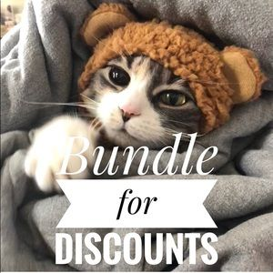 Tops - Extra discount for a bundle of two + items!